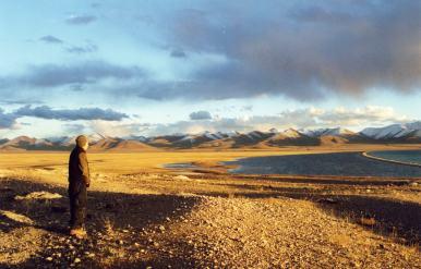 Manny in Tibet